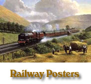 Railway Posters with worldwide delivery